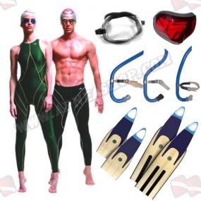 חבילת שחייה Finswimmer B-Fins