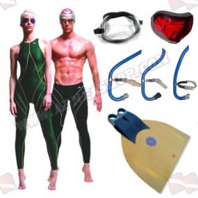 חבילת שחייה Finswimmer Basic