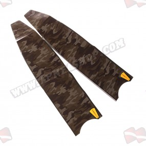 להבי סנפירים Leaderfins Wave Carbon Camo