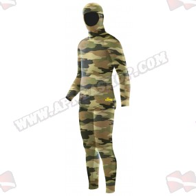 חליפה תפורה לפי מידה - Elios Shaca / Marrone Camouflage