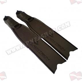 סנפירי BlackTech Normal Shark Skin Carbon