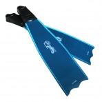 סנפירי צלילה חופשית WaterWay Deep Blue Powerfins