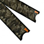 להבי סנפירים Leaderfins Green Camo