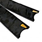 להבי סנפירים Leaderfins Wave Camo Black